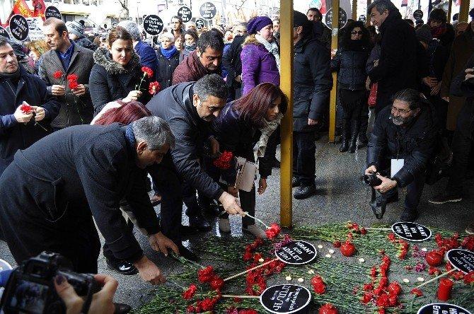 Hrant Dink Suikastın 9. Yılında Anıldı
