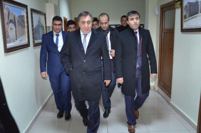 AK Parti Genel Başkan Yardımcısı Şahin, Viranşehir'de