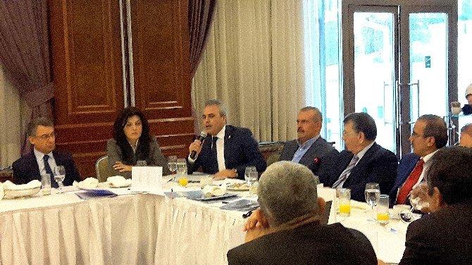 """Milletvekili Uysal : """"Türkmenler İçin Birlik Olmamız Lazım"""""""