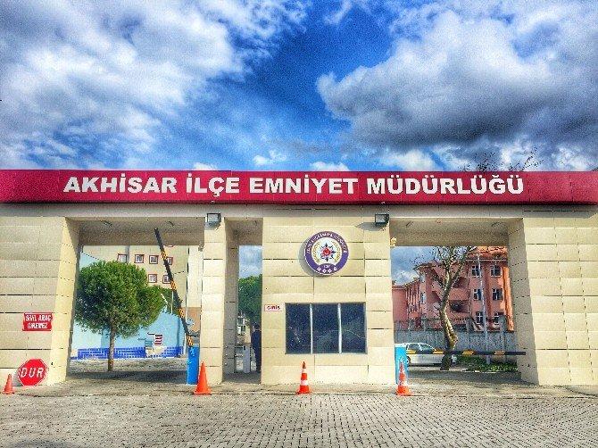 Akhisar'da Uyuşturucuya Geçit Yok