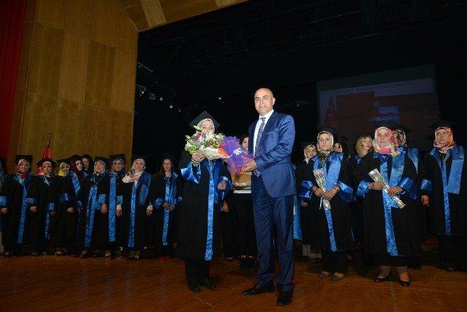 """Yakutiye Belediyesi İle Atatürk Üniversitesi İşbirliğiyle """"Anne Üniversitesi Yeniden Başlıyor"""""""