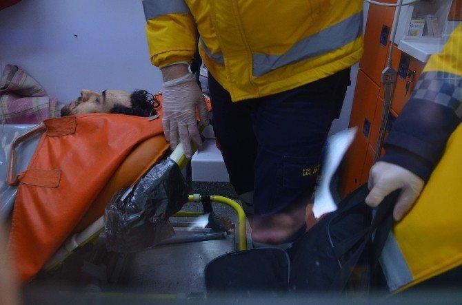 Bursa'da Anne Katiline Nefes Kesen Operasyon