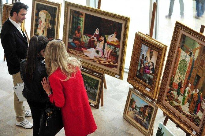 Erdem Bayazıt Kültür Merkezi Sanatseverlerin Gözdesi Oldu