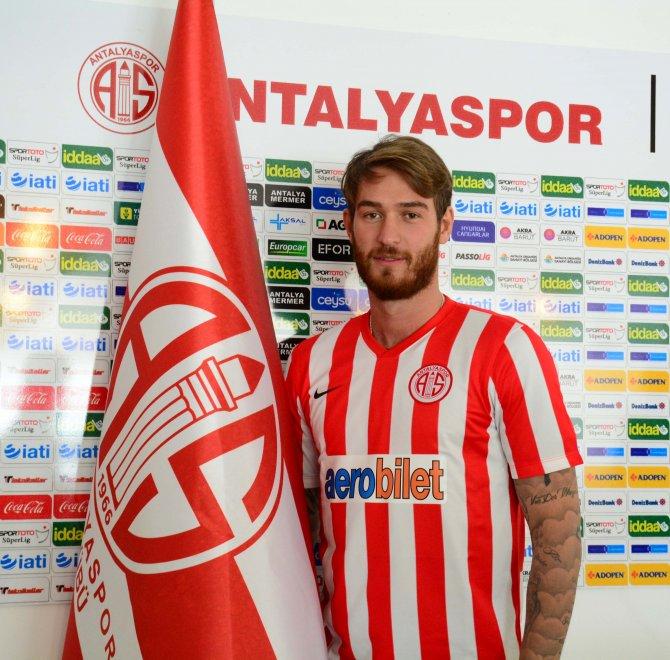 Ömer Şişmanoğlu yeniden Antalyaspor'da