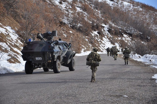 Operasyona Giden Güvenlik Güçleri İçin Dua Zinciri Oluşturuldu