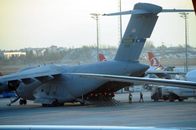 Atatürk Havalimanı'nda Biden Hareketliliği