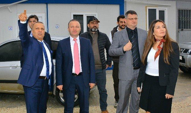 Matso Başkanı Ahmet Boztaş;