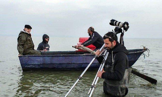 Bandırma'da Çekilen Göç Belgeseli Tamamlandı