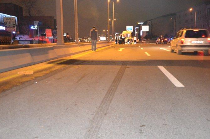 Ankara'da kaza: 1 ölü