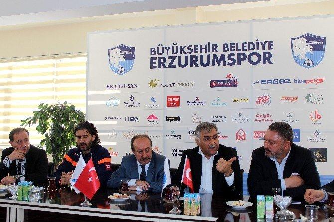 B.b. Erzurumspor İçin Sms Kampanyası Başlatıldı