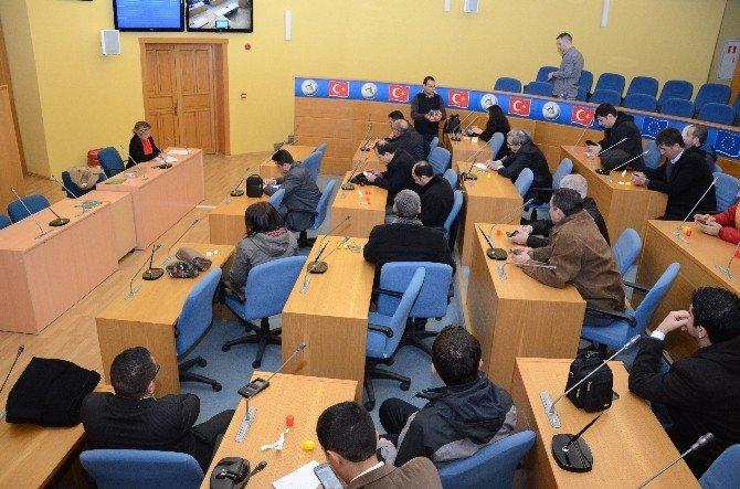 Düzce Belediyesi Bilgi Yarışması Kura Çekimi Yapıldı