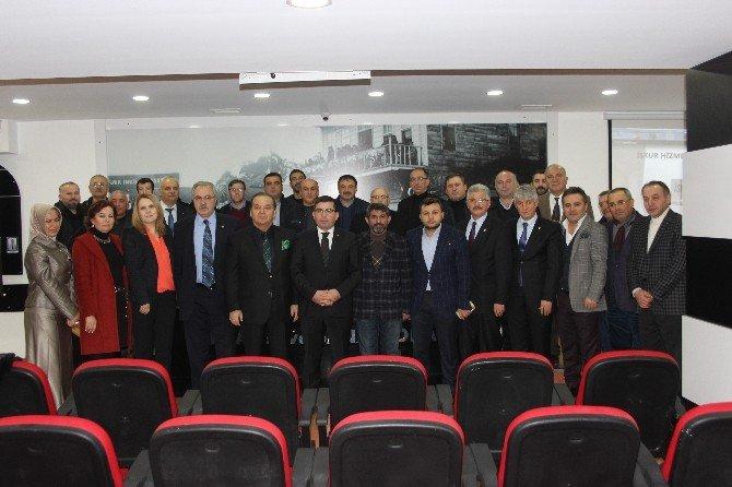 Çarşamba'da 'Bölgesel Kalkınma Proje Ofisi' Tanıtım Toplantısı