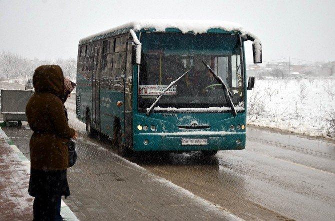 Bursa'da Vatandaşların Özel Halk Otobüsü İsyanı