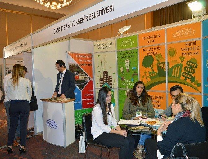 Enerji Projeleri 7. Enerji Verimliliği Forum Ve Fuarında Tanıtıldı