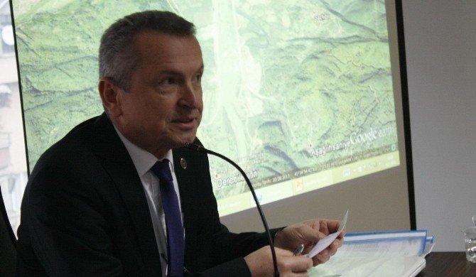 Başkan Kantarcı'dan 2. Havaalanı Pisti Önerisi