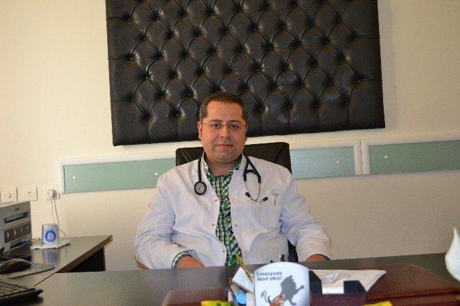 Çelikhan Devlet Hastanesi Engelleri Kaldırdı