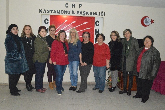 CHP Kadın Kolları Köy Okulları İçin Harekete Geçti