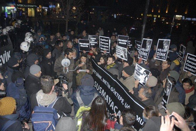 Hrant Dink Eskişehir'de Anıldı
