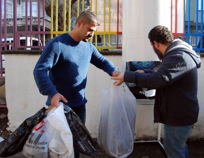 Yardımlara İlgi 'Kazan' Doğurdu