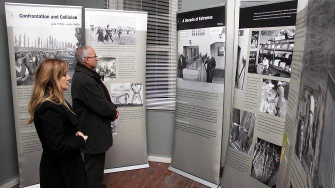 Nelson Mandela fotoğraflarla anılıyor