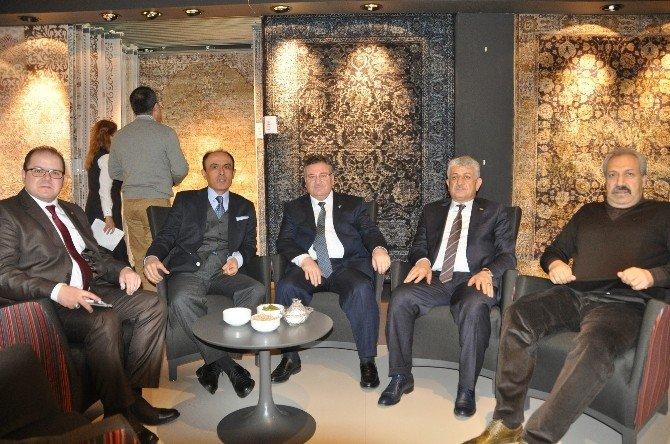 Halıcılar Avrupa'da Türk Rüzgarı Estiriyor