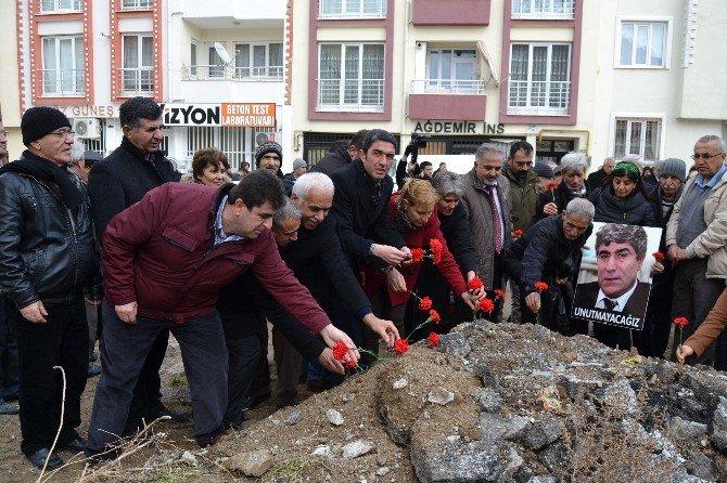 Hrant Dink, Memleketi Malatya'da Anıldı