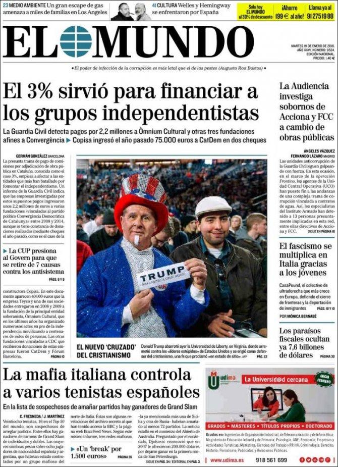 İspanyol basınında gündem hükümet kurma çalışmaları