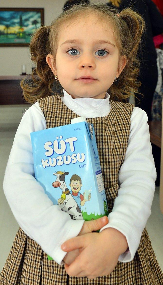 'Süt Kuzusu' projesi marka oldu