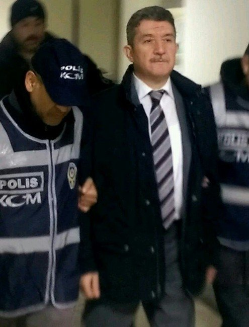 İş Adamı Hamdi Kınaş Gözaltına Alındı
