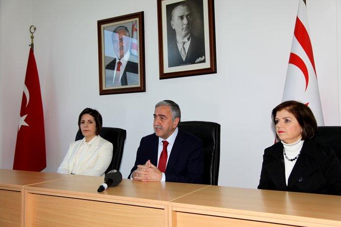 Akıncı: Kıbrıslı bir Türk lider olarak ilk kez Davos'a davet aldık
