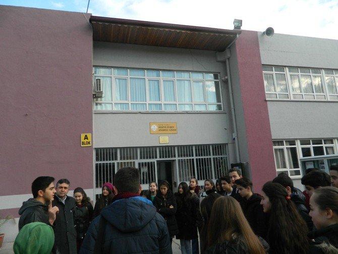 Kenan Evren Ortaokulu'ndan Lise Gezisi