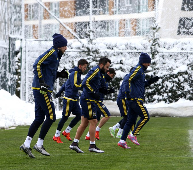 Fenerbahçe'de kupa hazırlıkları