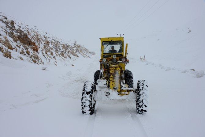 Malatya'da 39 köy yolu kapandı