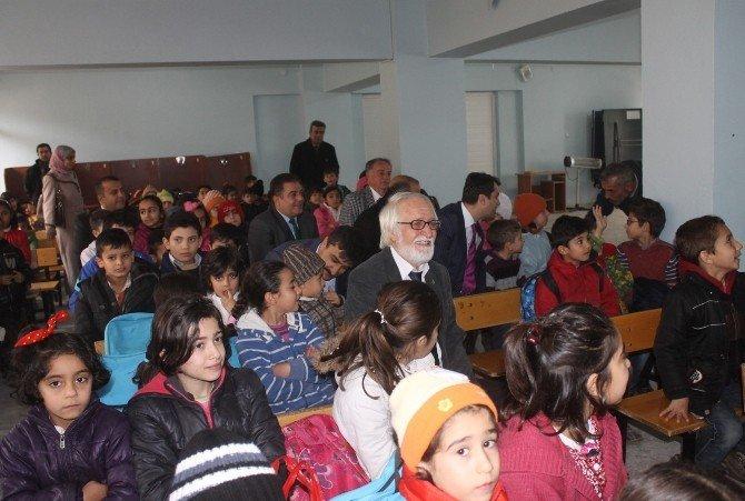 Mardin OSB'den Suriye Okulu'na Yardım