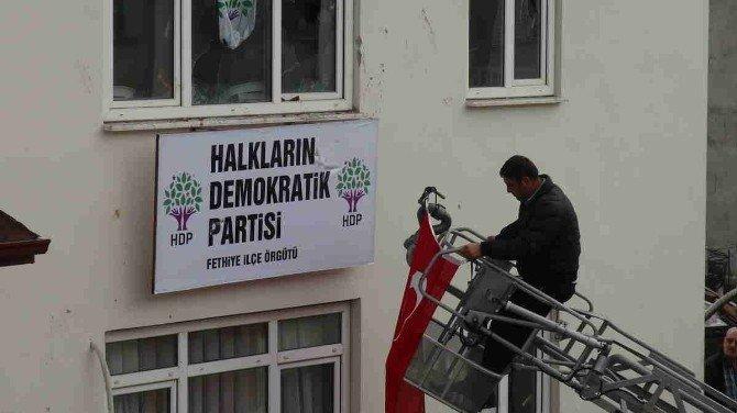 HDP Tabelasının İndirilmesi Olayında 7 Şüpheli Daha İfade Verdi