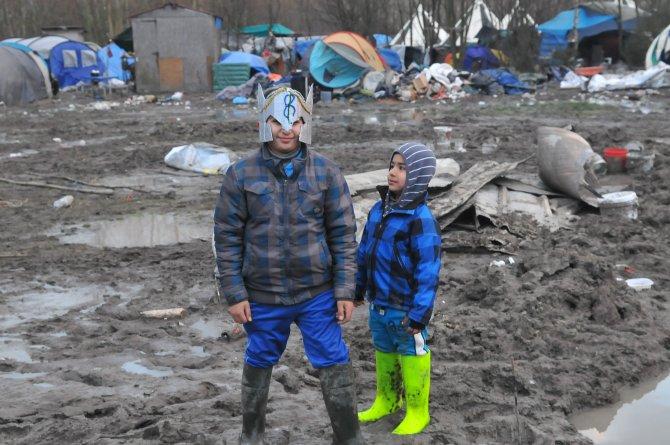 İnsanlığın 'çamura' battığı yer: Duinkerke