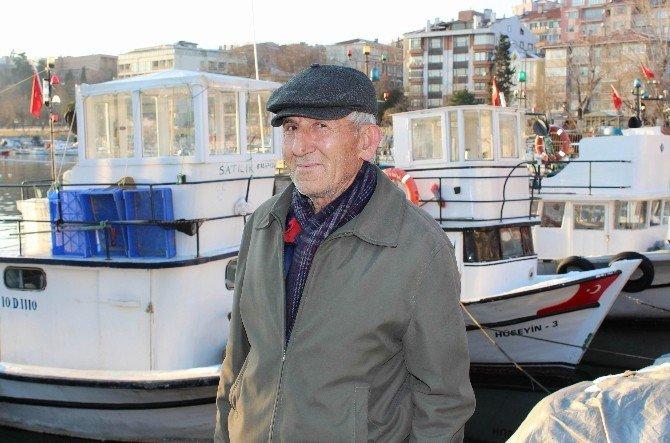 Balıkçılar Olumsuz Hava Koşullarından Muzdarip
