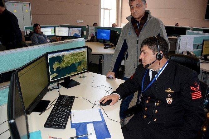 Sahil Güvenlik Komutanlığı, 112 Acil Çağrı Merkezi'nde
