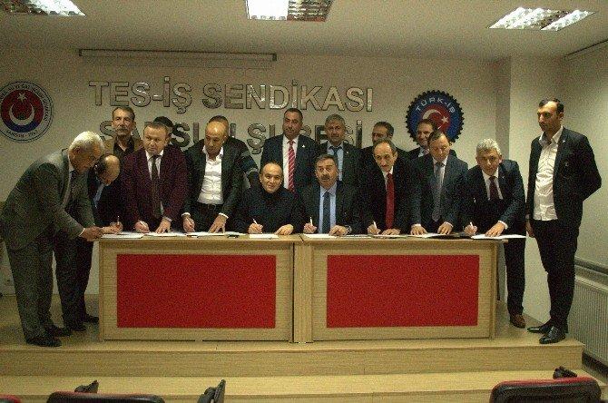 Tes-iş Üyeleri Büyük Anadolu Hastanesi'ni Seçti