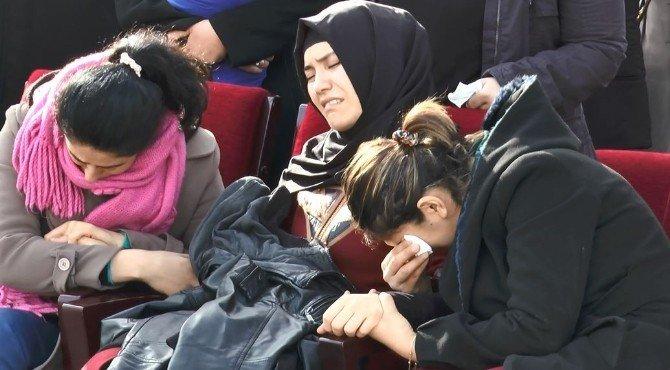Şehit Polisler, Törenle Memleketlerine Uğurlandı