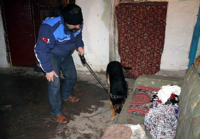 Konya'da 400 Polisle Uyuşturucu Operasyonu