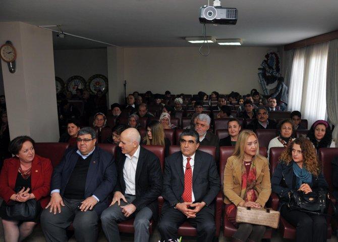 'Kadına Şiddete Medyanın Bakışı' Konferansı