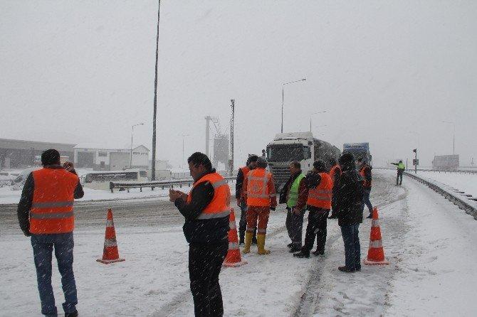 TEM Otoyolu Ulaşıma Açıldı