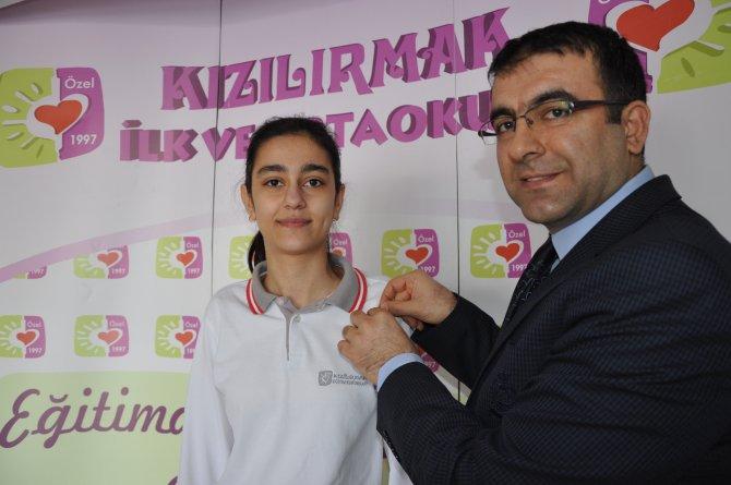 Özel Kızılırmak'tan TEOG'da 3 Türkiye birinciliği