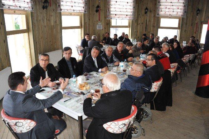 Başkan Bakıcı STK Temsilcileri İle Bir Araya Geldi