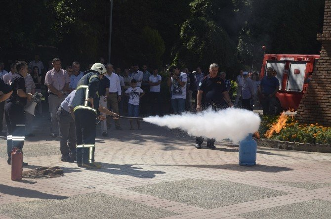 Turgutlu Belediyesi'nde Daha İyi Hizmet İçin Eğitimler Sürüyor