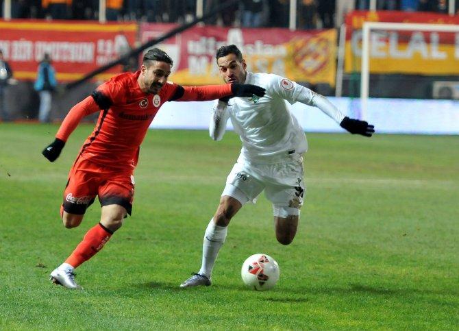 Akhisar Belediyespor: 1- Galatasaray: 1