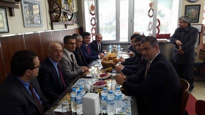 Kırbıs'tan Pazaryeri'ne Ziyareti