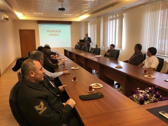 Aydıncık Halk Eğitim Planlama ve İşbirliği Kurulu toplantısı yapıldı