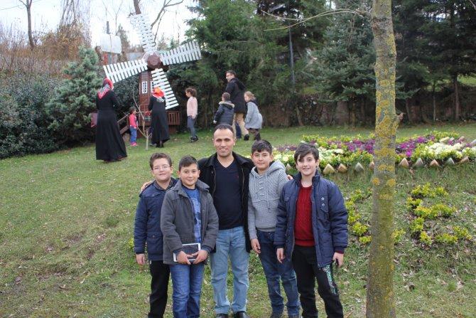 Fatih Koleji öğrencilerinden Bolu-Gölcük gezisi